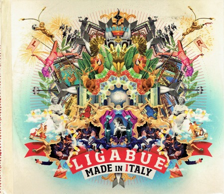 Ligabue - Made in Italy