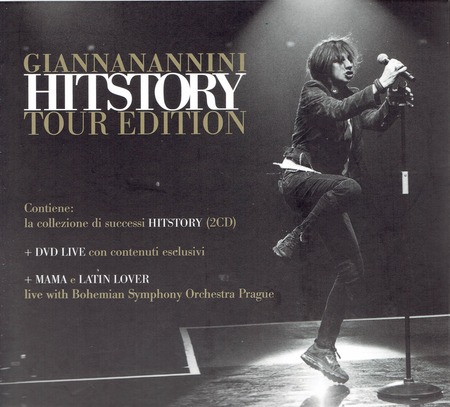 Gianna Nannini - Hitstory-Tour edition