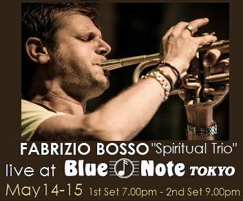 Fabrizio Bosso_Blue Note