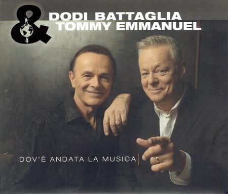 Dodi Battaglia Tommy Emmanuel - Dov'e andata la musica