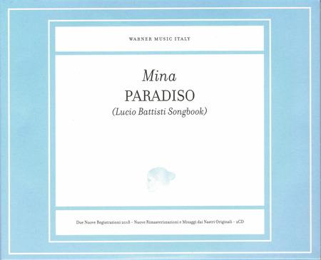 Mina - Paradiso(Lucio Battisti songbook)