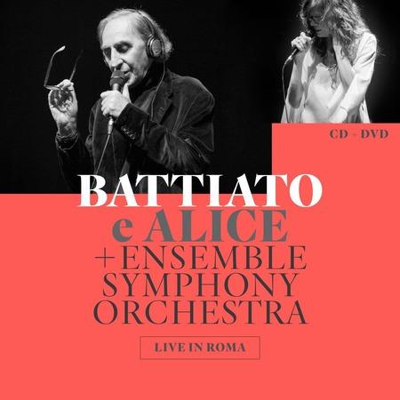 Battiato e Alice+Ensemble Symphony Orchestra + Live in Roma