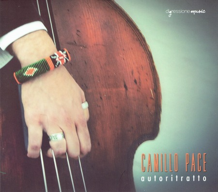 Camillo Pace - Autoritratto