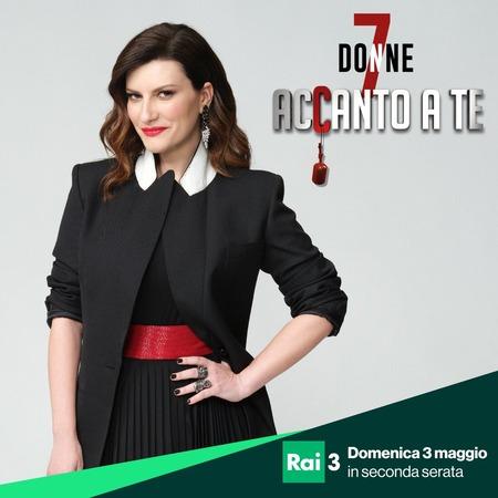 Laura Pausini - 7 donne acCanto a te