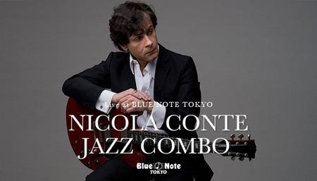 Nicola Conte - BluNoteTokyo2016