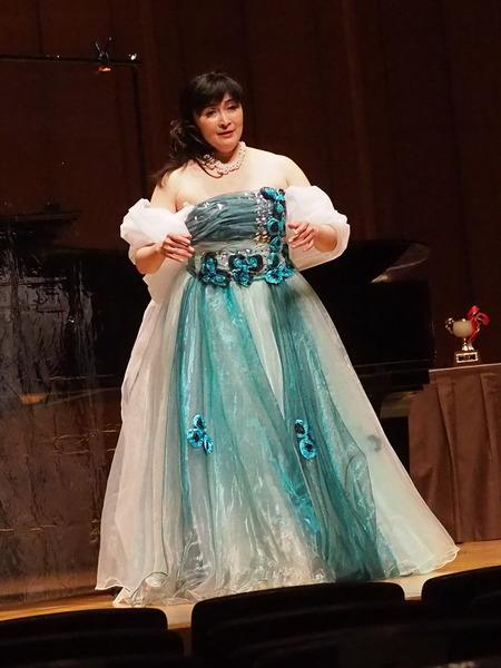 クラシック部門・3位:長谷川 智子