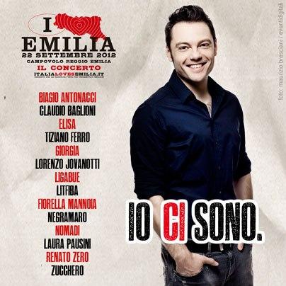 ItaliaLovesEmilia-TizianoFerro