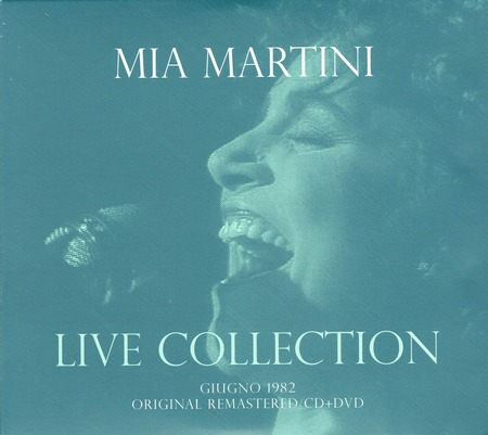 Mia Martini - Live collection_Giugno 1982