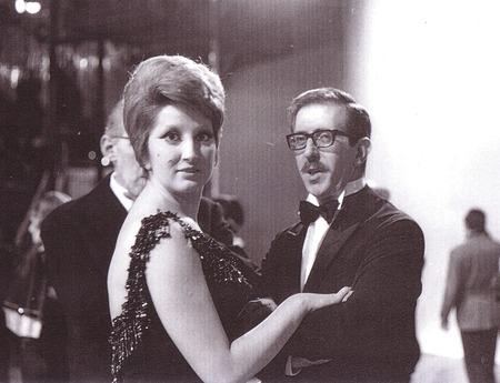 Bruno Canfora & Mina 1965
