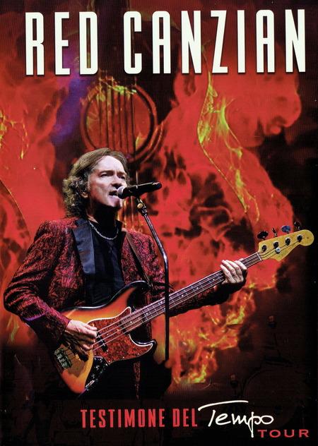 Red Canzian - Testimone del tempo tour