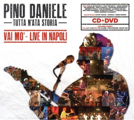Pino Daniele-Tutta n'ata storia- Vai Mo' - Live in Napoli