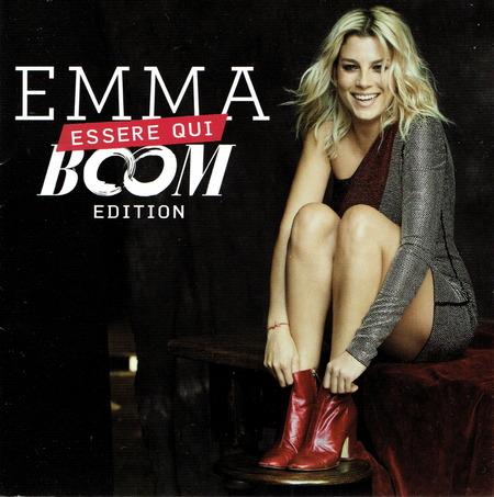 Emma - Essere qui-Boom edition