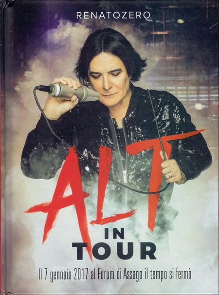 Renato Zero - Alt in tour