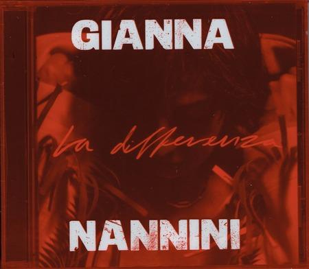 Gianna Nannini - La differenza(2019)