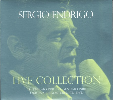 Sergio Endrigo - Live Collection
