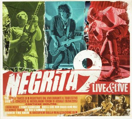 Negrita - 9 Live&Live