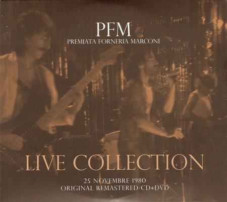 PFM - Live collection_25 Novembre 1980