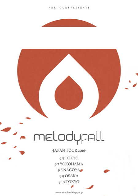 Melody Fall - Japan Tour 2016