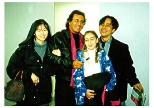 AlBano+Cristel+noi