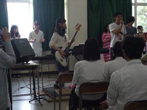 フォークソング部-舞台・ライブ-舞台Greeeen「オレンジ」KANA-BooN「ないものねだり」ライブ