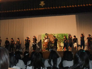3-4舞台発表-ミュージカル「シュレック」