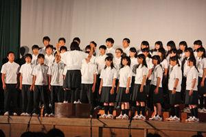 002_西高祭_1-2 自由曲「WINDING ROAD」