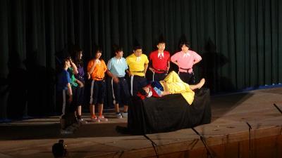 3-3 舞台発表「白雪姫」舞台の部 最優秀賞