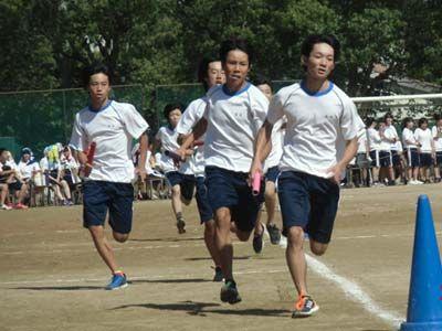 023_第39回体育大会_4×200mR・予選(男子)-04