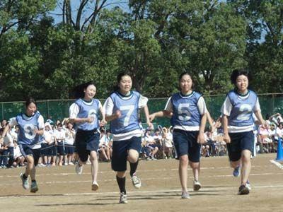 006_第39回体育大会_100m走・予選(女子)02