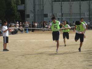 4×200mR決勝 男子