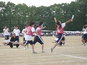 100m×100mレース [決勝]