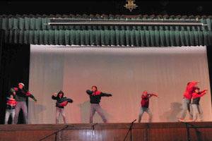 038_西高祭_ダンス同好会 舞台・公演「We are WDC」