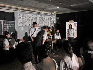 西高祭11_演劇部�
