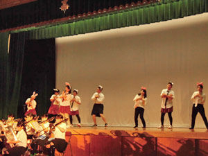 026_西高祭_吹奏楽部 舞台発表「Happiness」〜一日限りのスペシャルコラボ〜