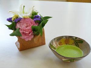 024_西高祭_茶道部 模擬店「西高祭お茶会」