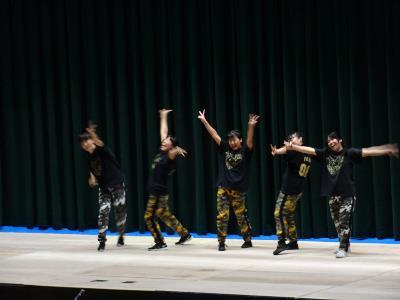 ダンス同好会 舞台・公演「WDC」