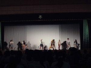 3-3舞台発表-ダンス・歌「JKの本気」