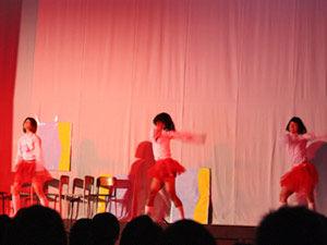 019_西高祭_3-4 舞台発表「ちびまる子ちゃん」
