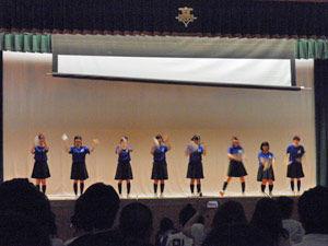 018_西高祭_3-3 舞台発表「山縣ゴールデン」