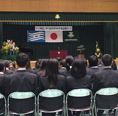第37回-卒業証書授与式