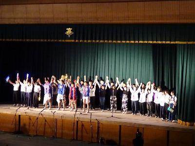 3-4 舞台発表「Dance Patry」