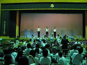 吹奏楽部『Pop stage』