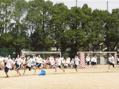 021_4×200mR・予選 男子_3年生