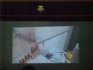 情報処理部-舞台発表-映像「ピタゴラスイッチ」