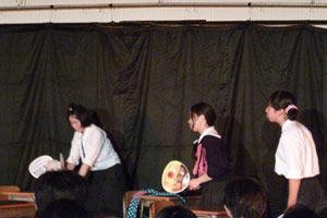 031_西高祭_演劇部 公演「愛 Can Fly」
