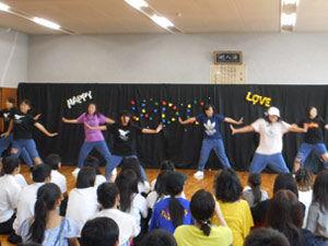 ダンス同好会 舞台・公演「We are WDC!!」