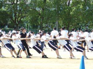 09-クラス対抗綱引き準決勝