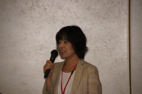森山宣子さん