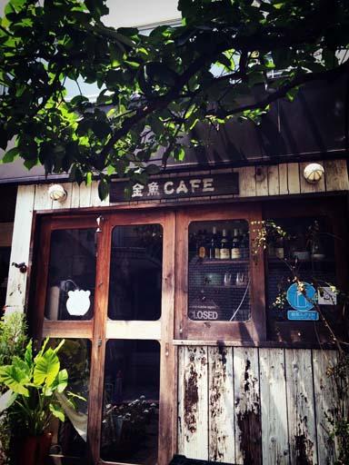 金魚カフェ1