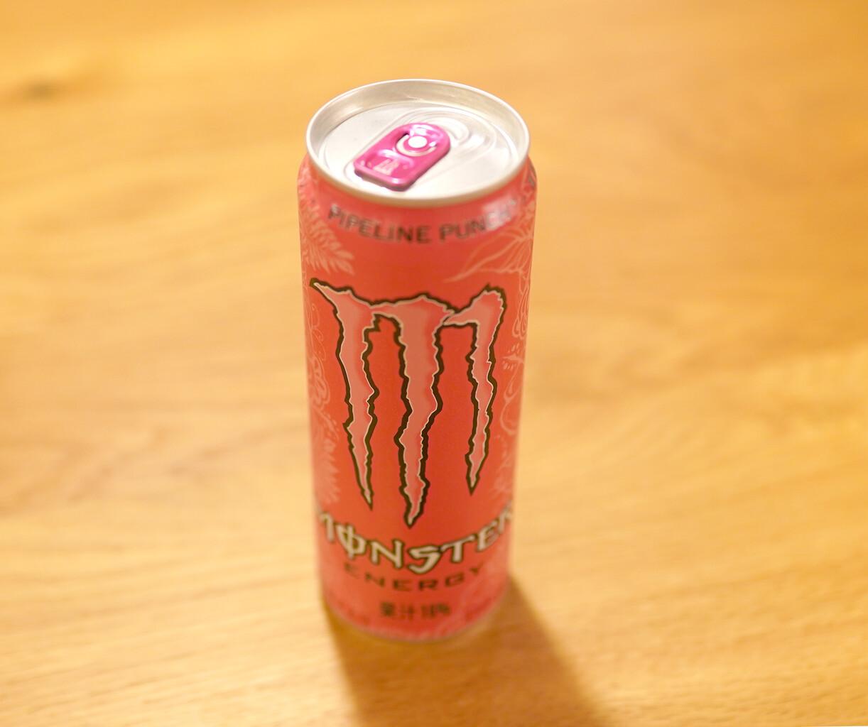 ピンク モンスター